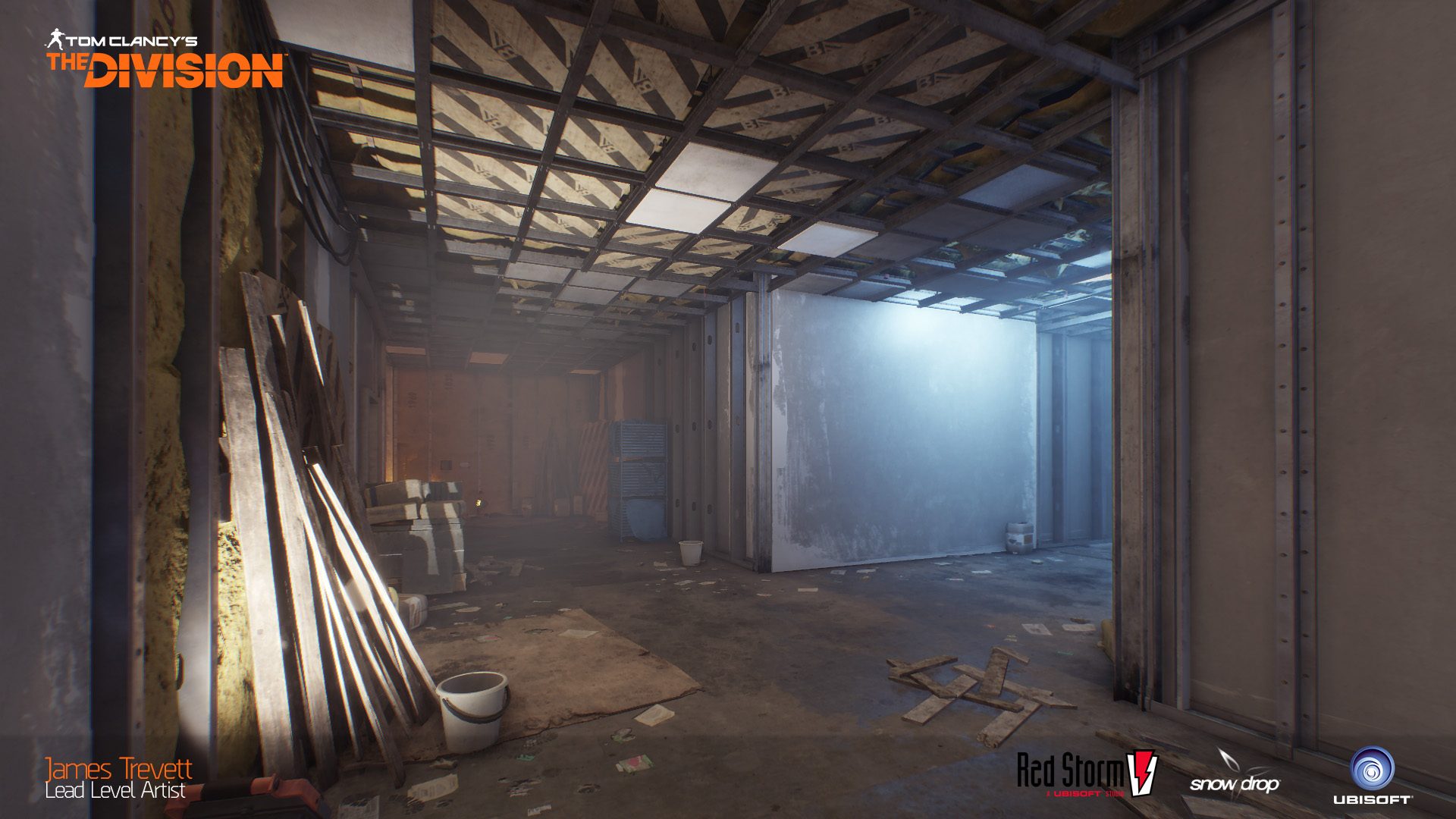 The Division: Last Stand – Modular Hallways